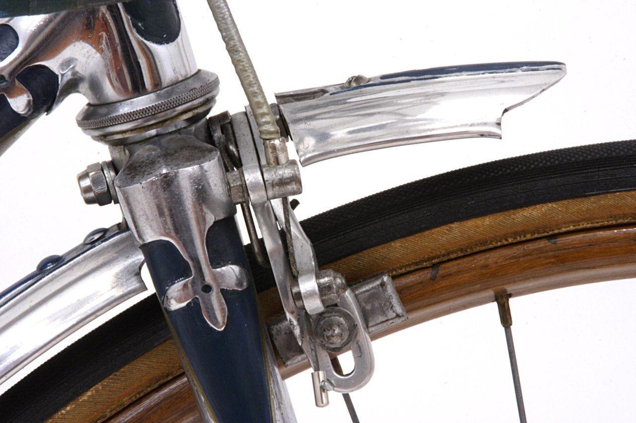 gloria front fork crown, brake, fender s2