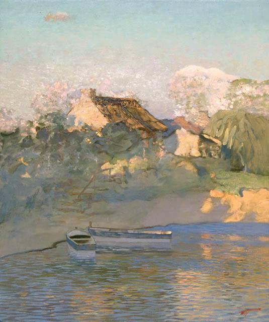Bato Dugarzhapov Paintings For Sale