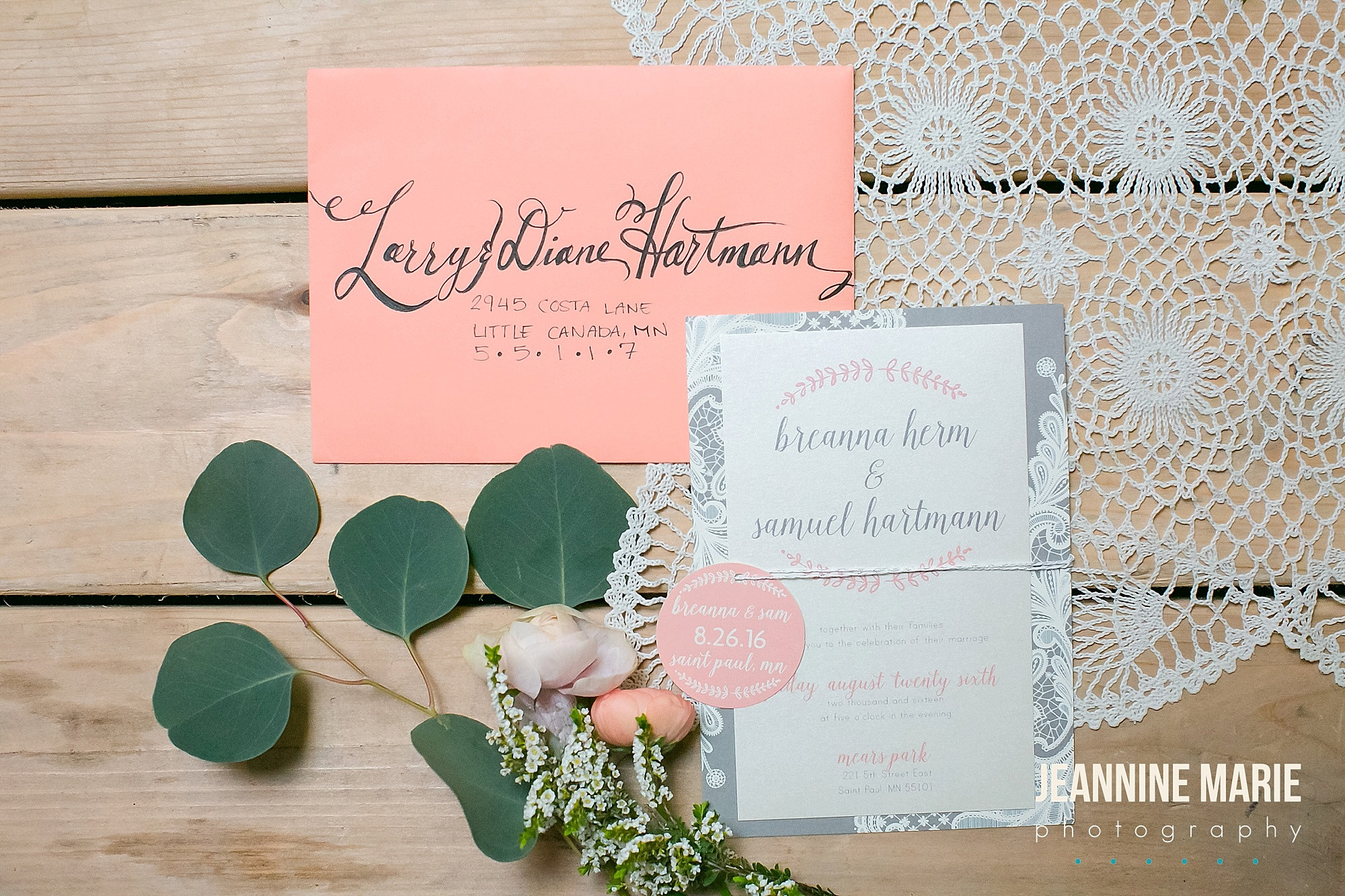kristina designz wedding invitations designer in minneapolis mn - When Do Wedding Invites Go Out