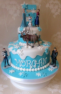 Cake Fantastique Cake And Wedding Cake Maker In Solihull Girls - Birthday cakes solihull