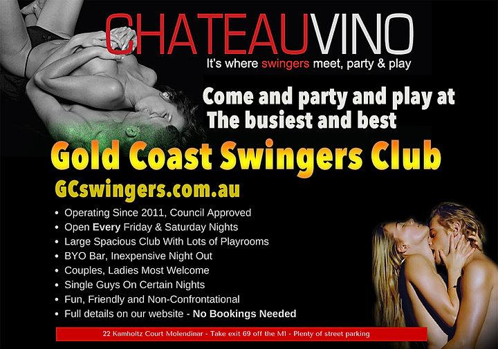 Swingers in gold coast