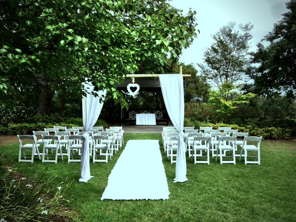 Weir reserve penrith wedding