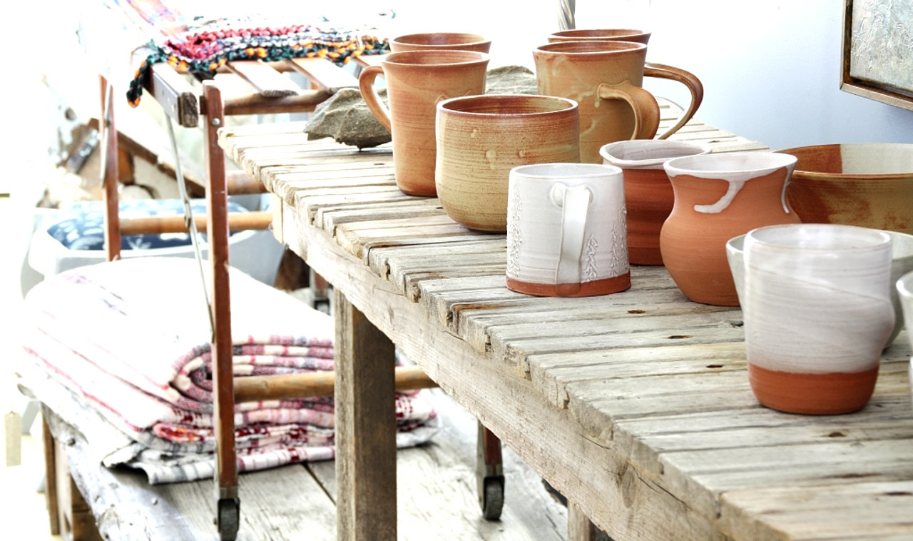 Pottery by Silver Wyatt