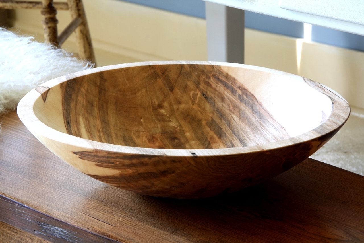 Wood Bowl by Gary Matthews