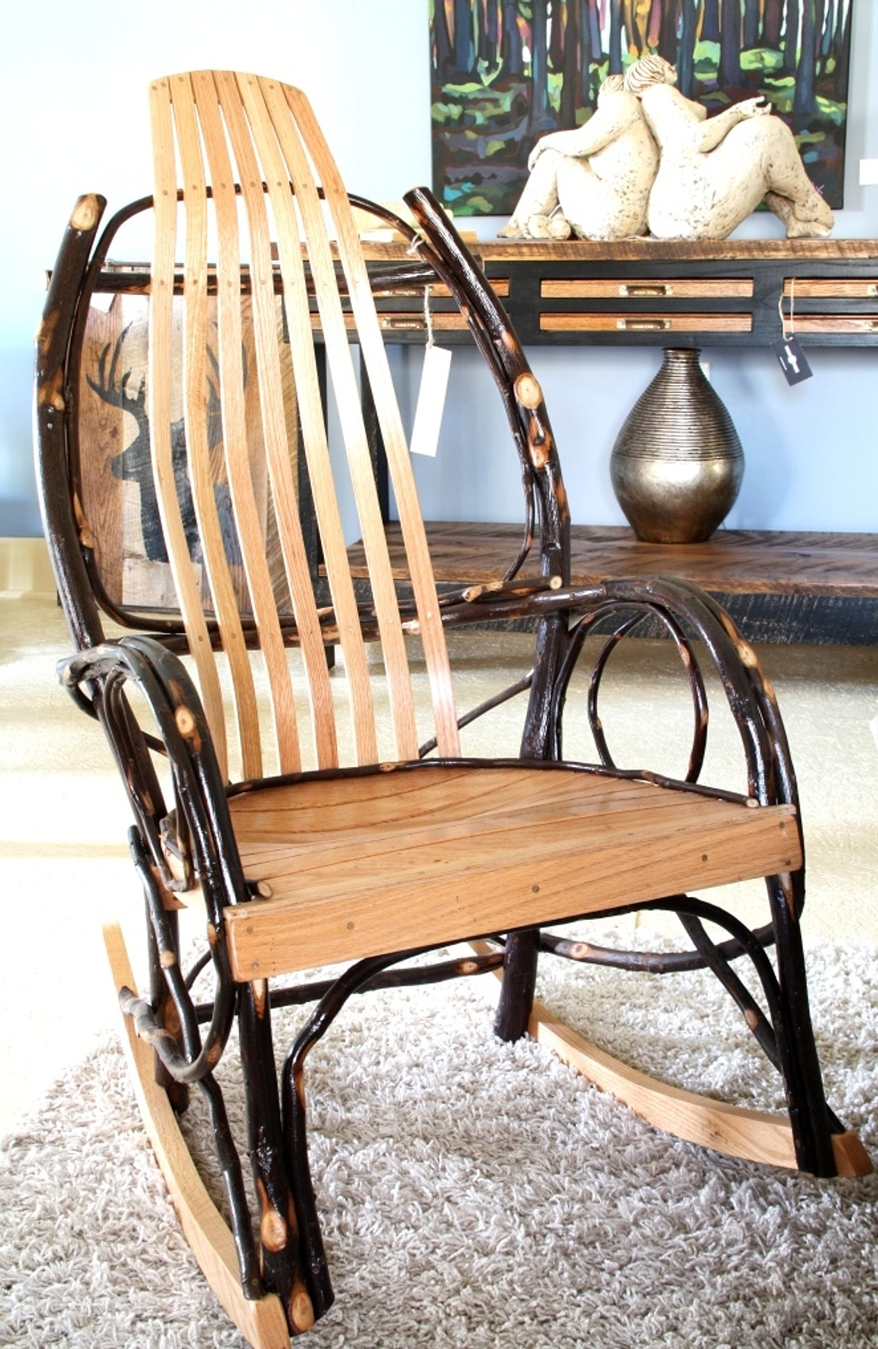 Rocking Chair by Joni Byler (sold)