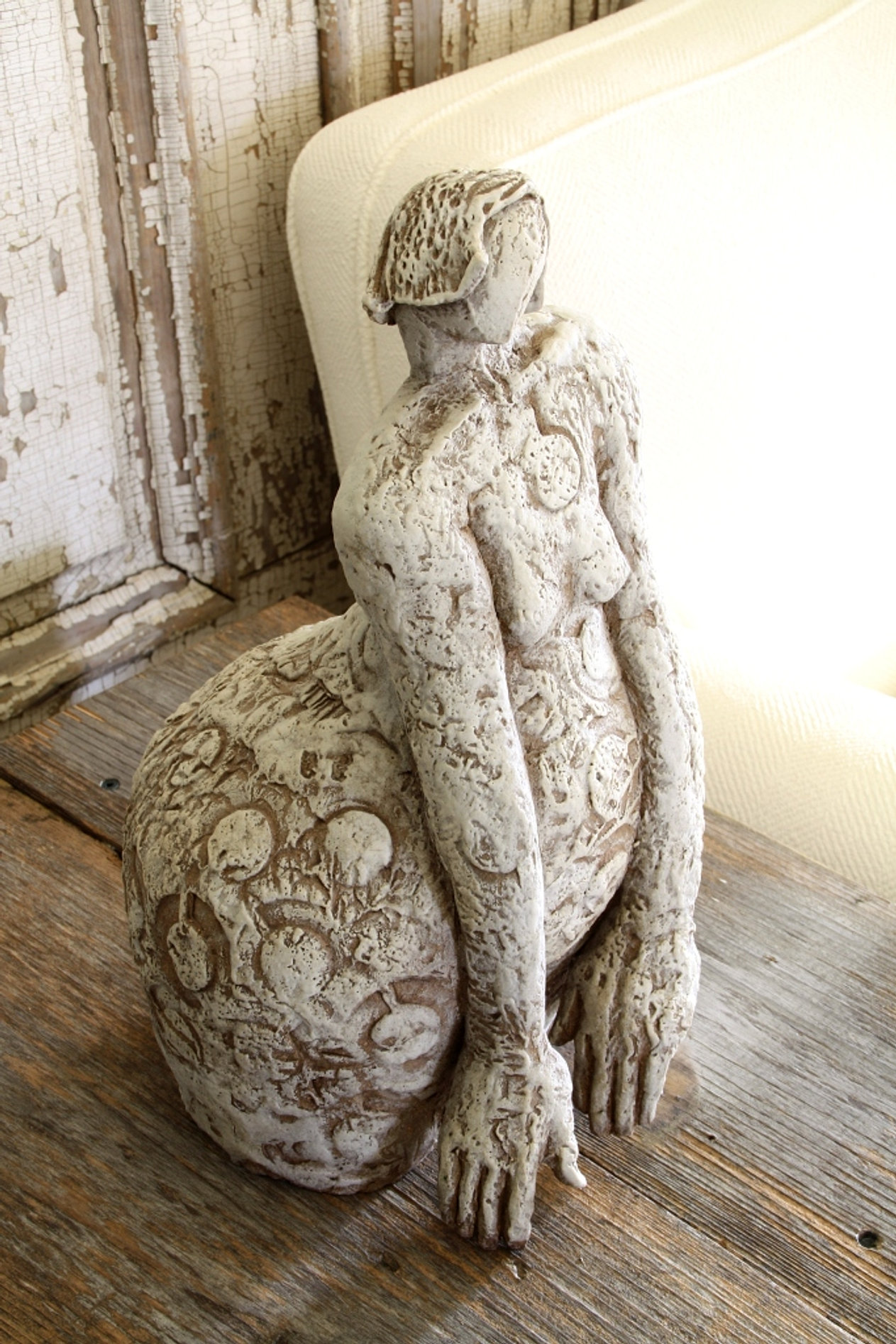 Sculpture by Linda Williams