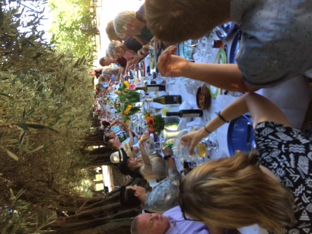 Winters Farm To School 6th Annual Bastille Day Feast A Huge Success