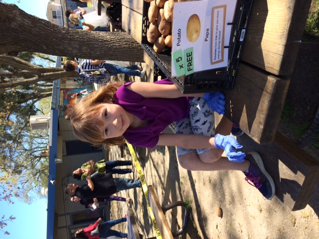 Eighth Annual Farm to Feast event raises money for programs like weekly Kids Farmer's Market