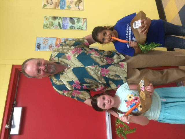 Distinguished Chef, Patrick Mulvaney, Tours   Winters Farm To School Program
