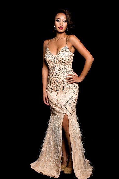 Robe de soiree haute couture lyon