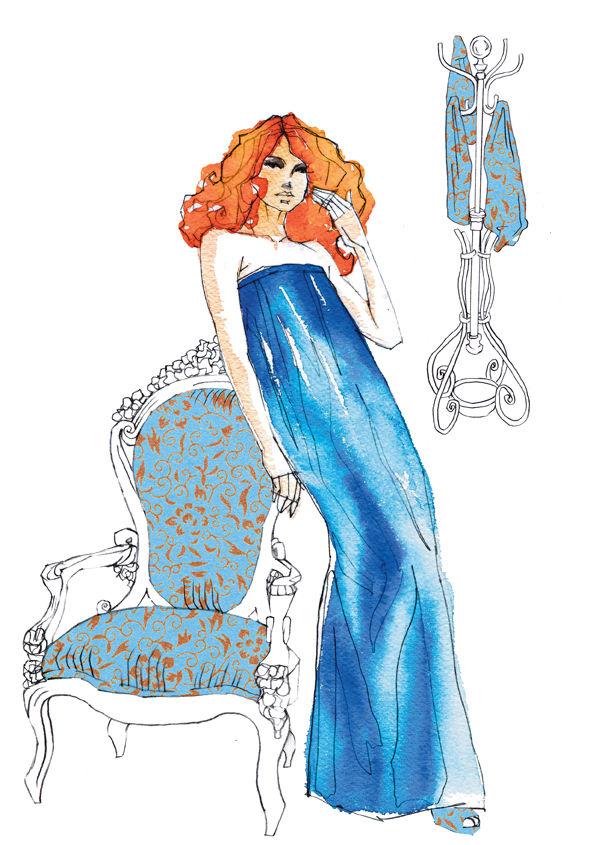 Sydney Illustration Graphic Design Fashion Lifestyle Illustrations