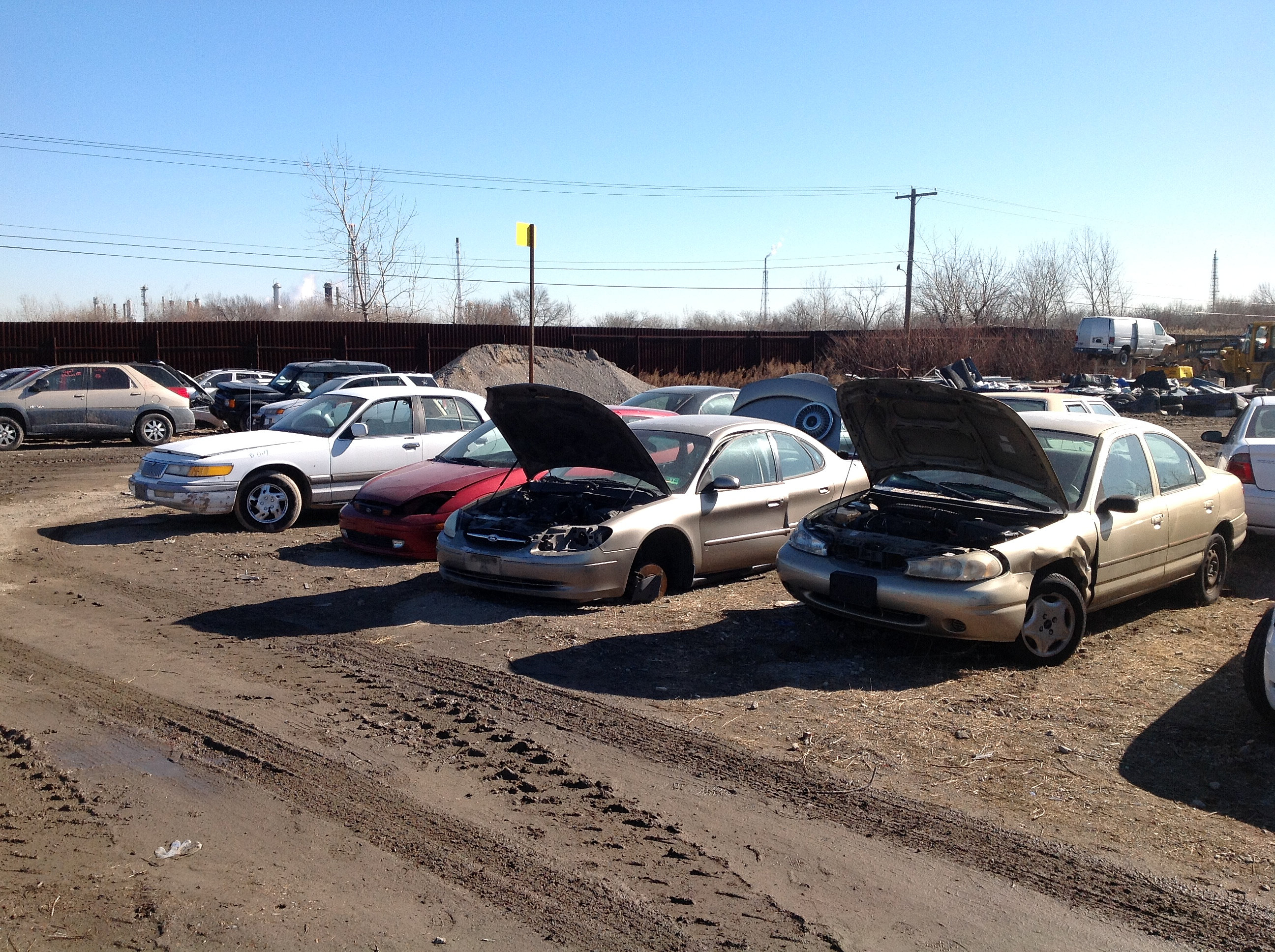 cash for junk cars in lincoln village that takes payment plan ...