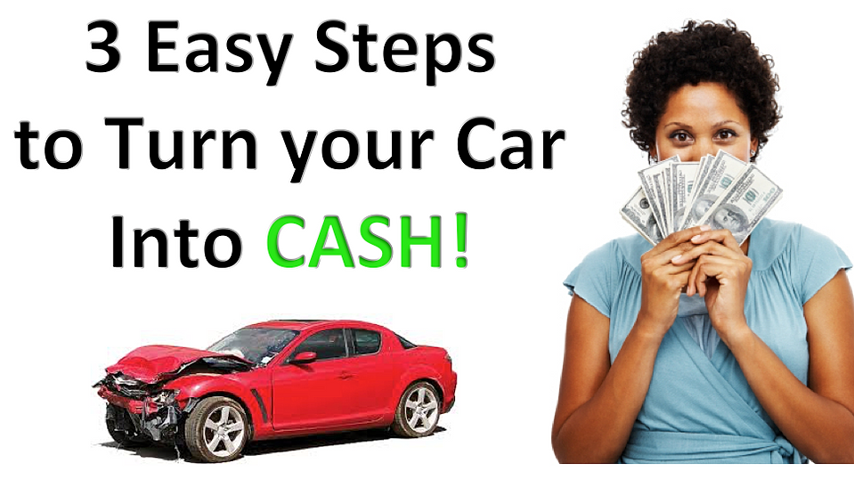 Cash Png Junk Car Into Cash Png