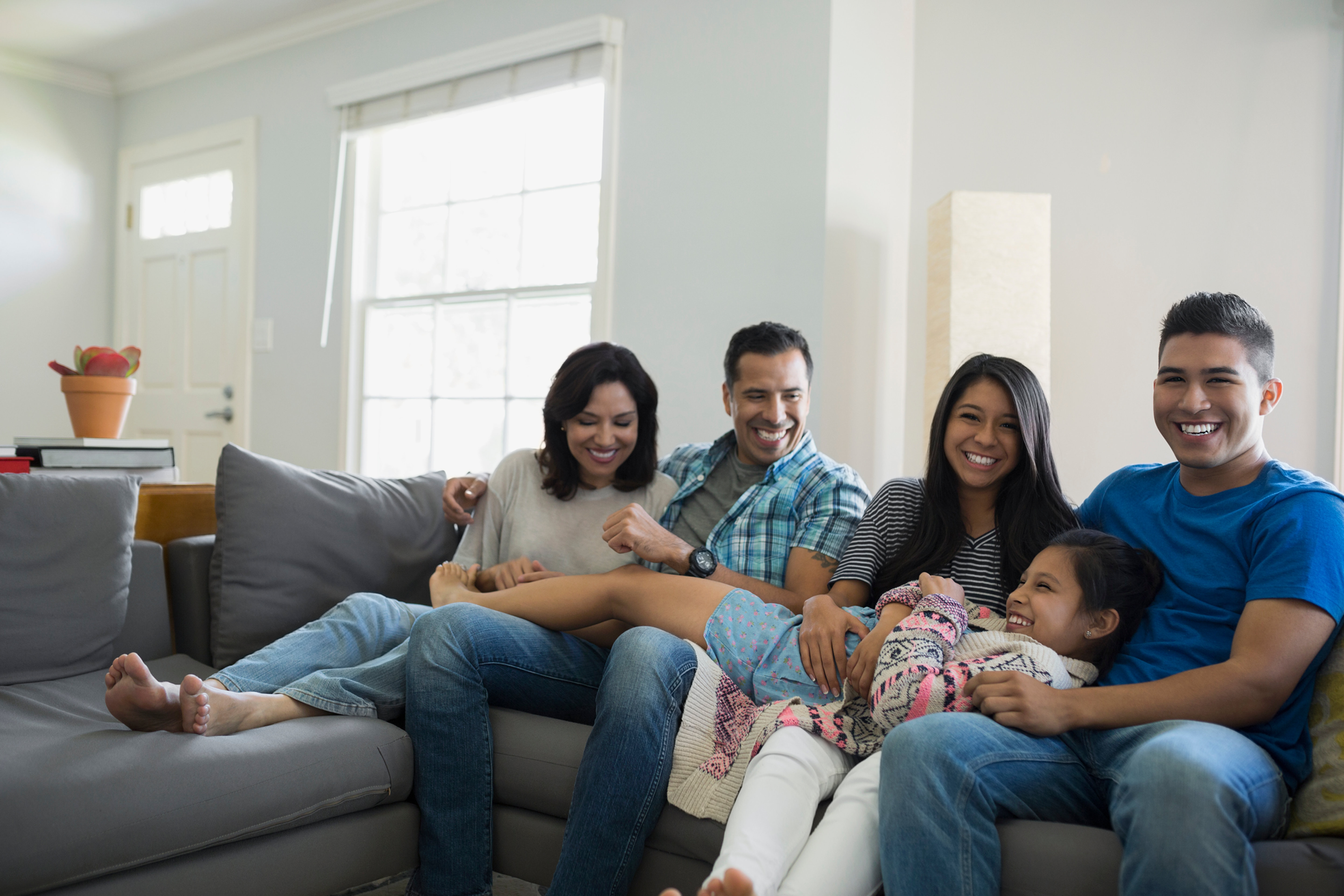 Jeffers financial happy family for The family room psychological services