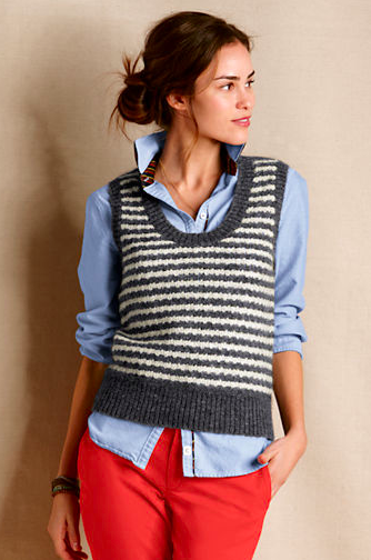 FASHION: Fall Layers with Style~ The Sweater Vest