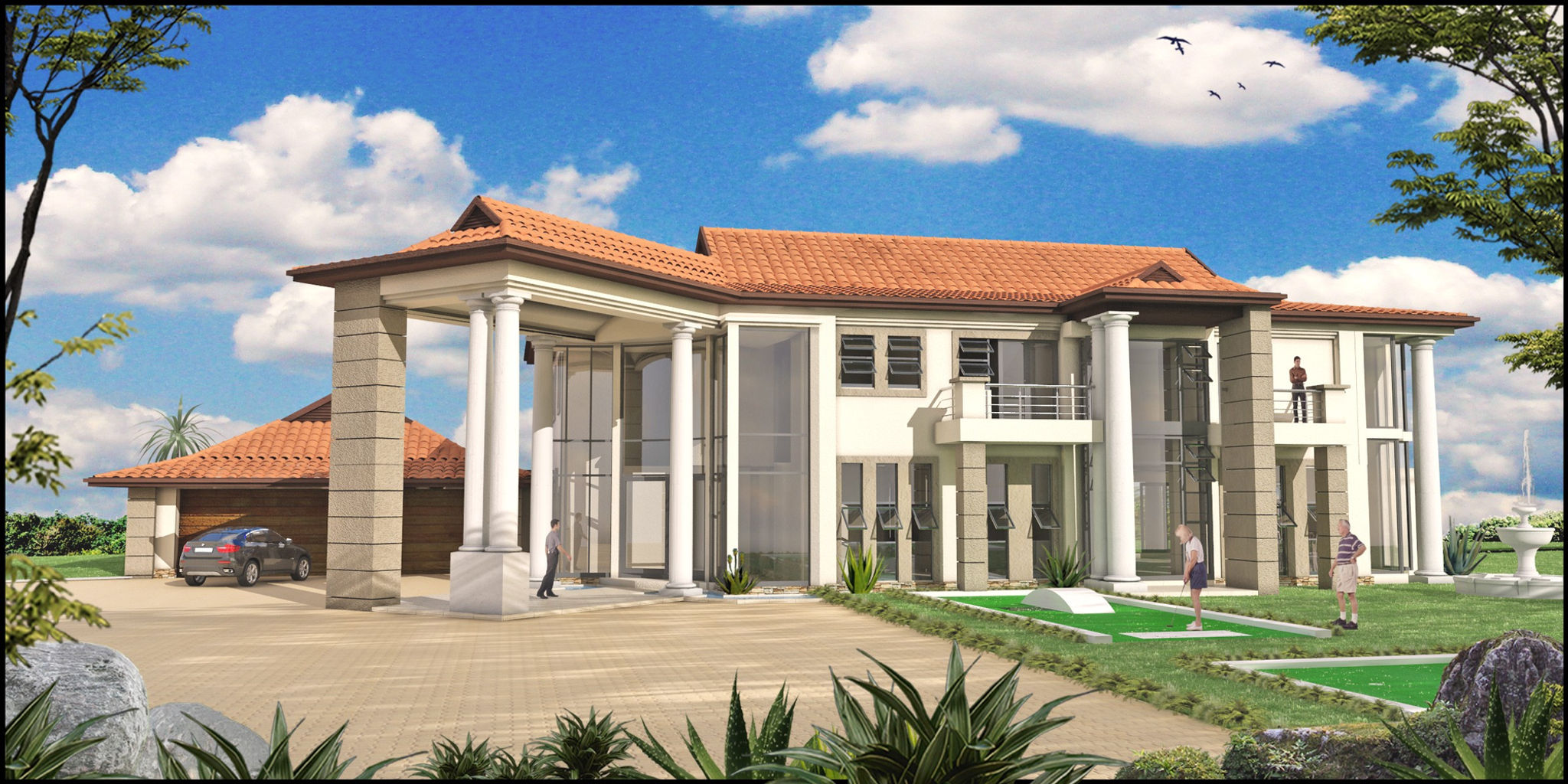 House plans and design house plans south africa for sale for African house plans