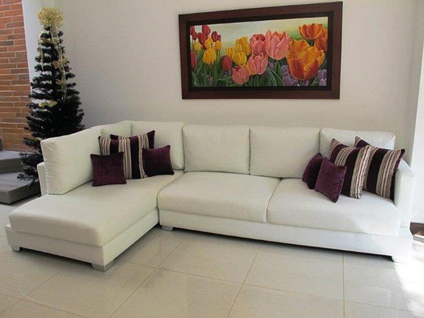 Muebles esquineros para sala for Sofa esquinero cocina