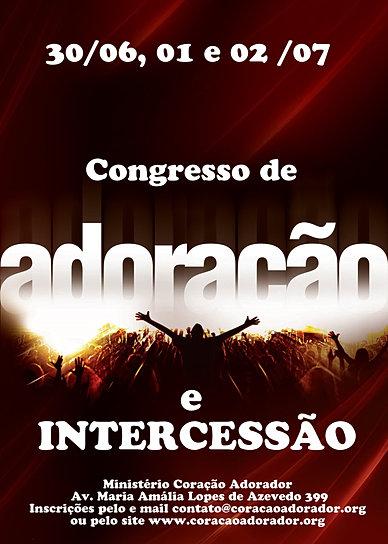 Congresso de Adoração e Intercessão