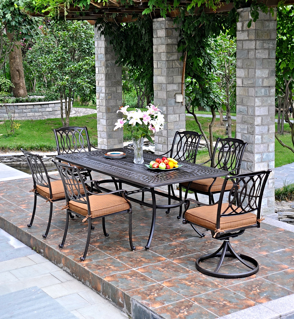 Florida Backyard Outdoor Patio Furniture