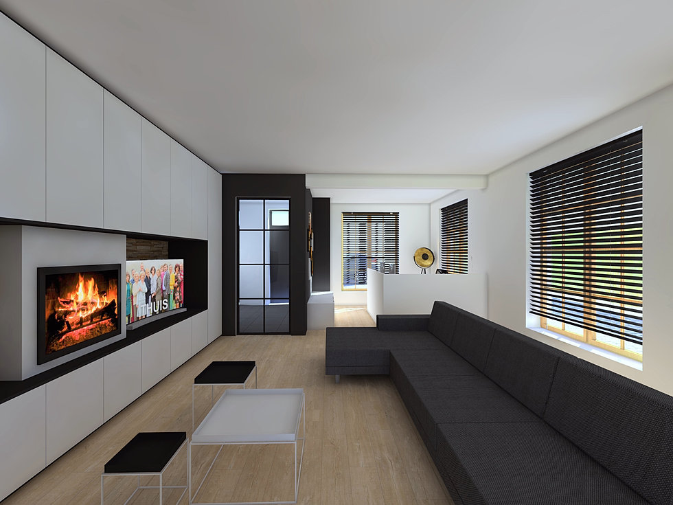 Project van kebo design modern interieur - Interieur modern design ...
