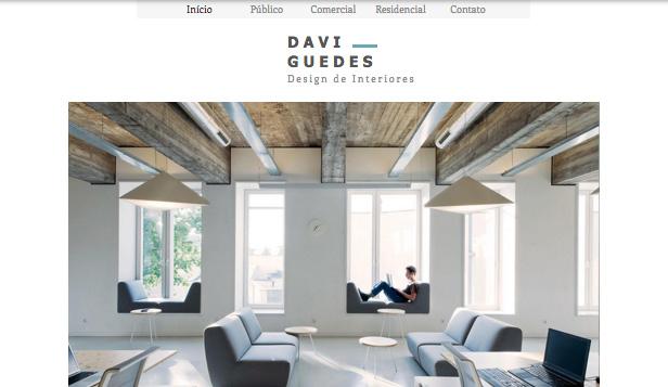 Portfólio de Design de Interiores