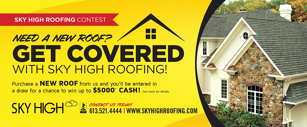 Superb Sky High Roofing U0026 Siding Your Ottawa Roofing Specialist