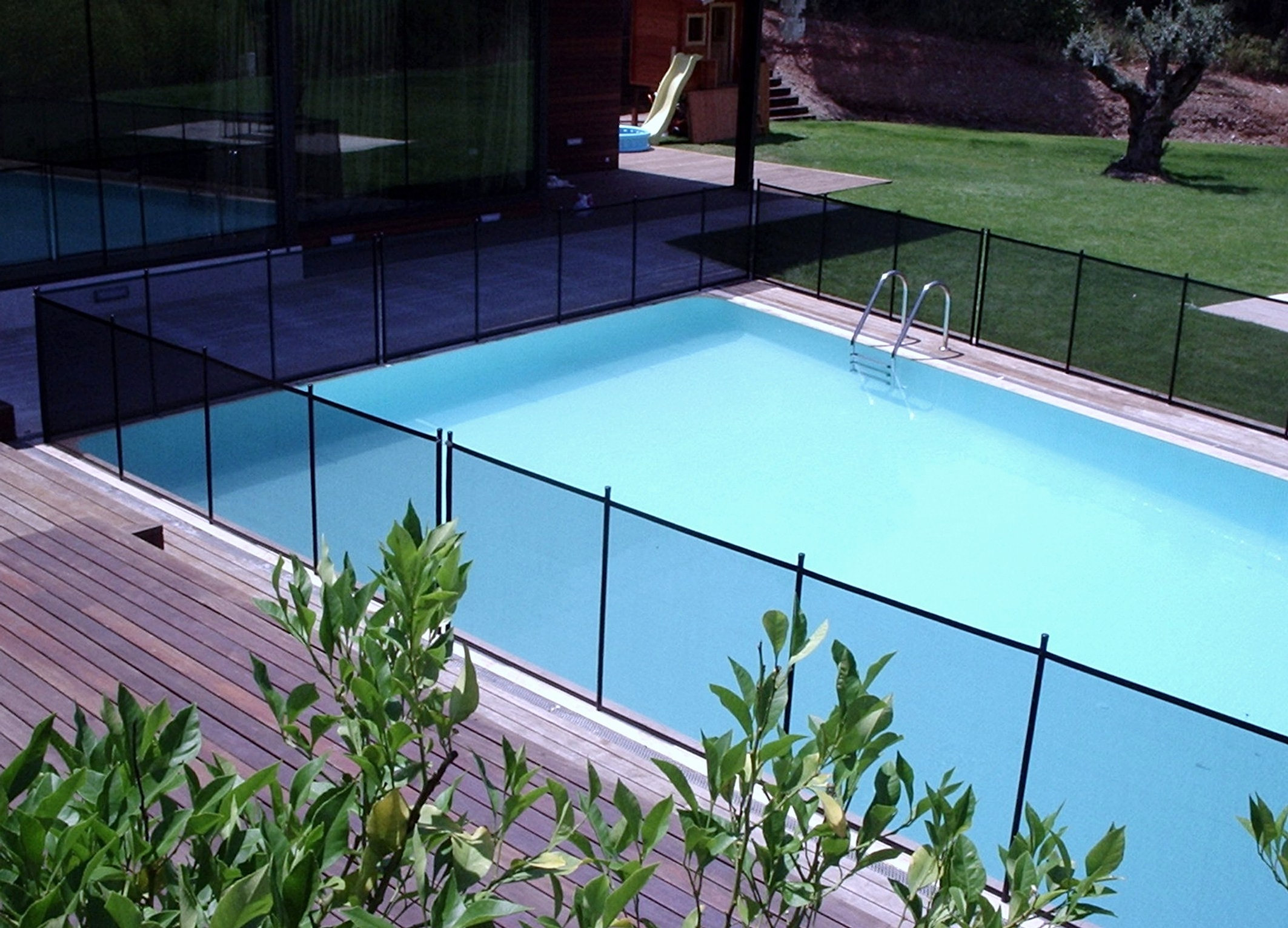 Babysecur vallas para piscinas safety pool fence valla - Valla para piscina ...