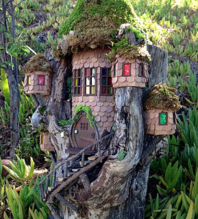 Pixie village cottages for Southern crafted homes inventory