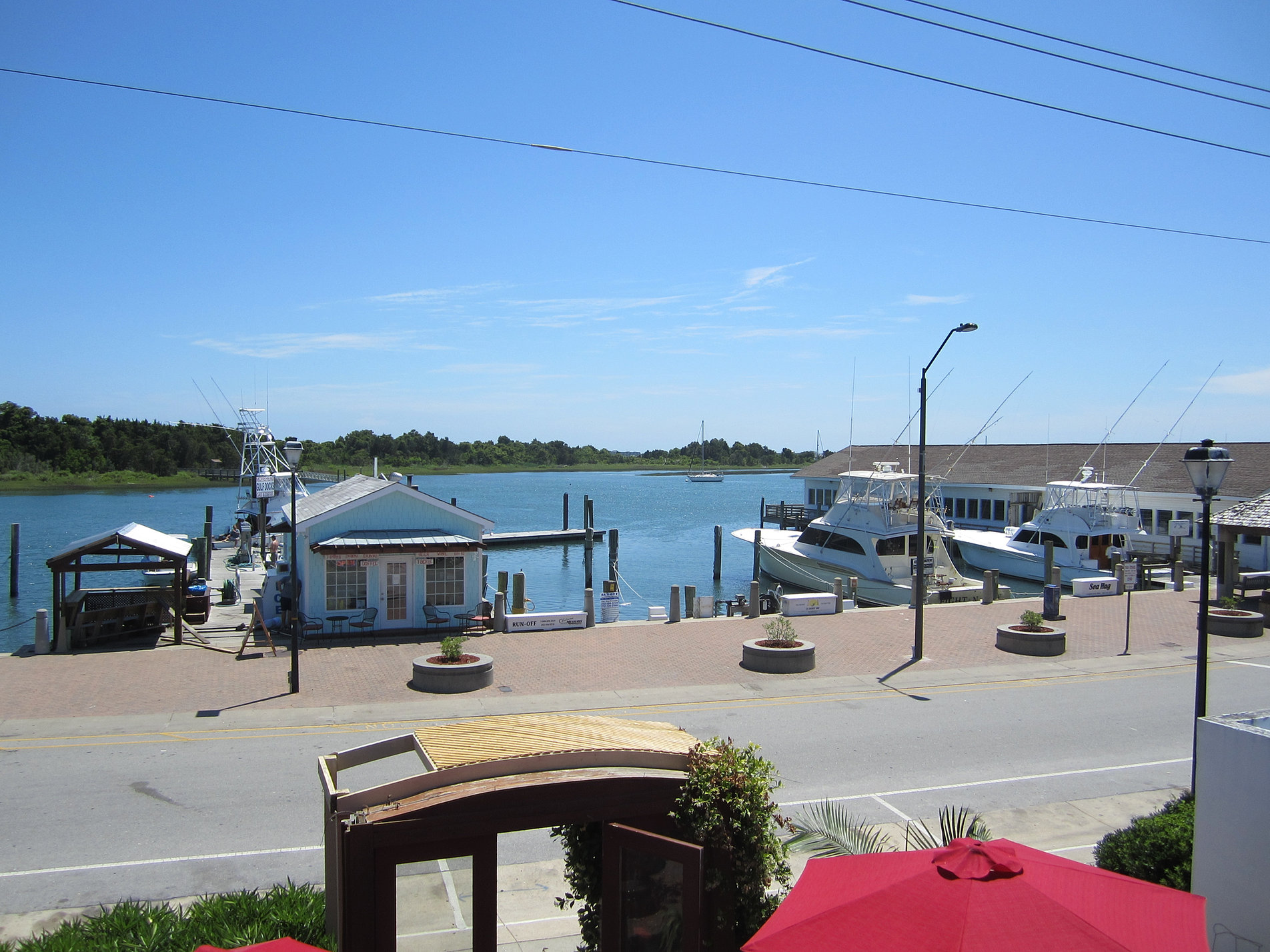 Morehead City Waterfront Restaurants
