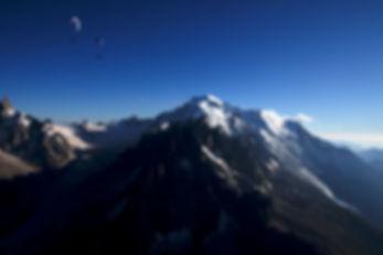 Parapente and Paragliding Chamonix