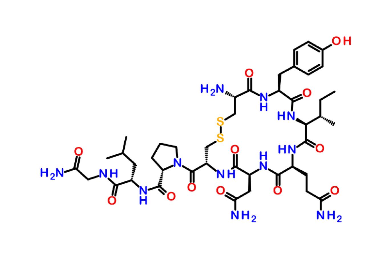Oxytocin Molecule oxytocin molecule tattoo