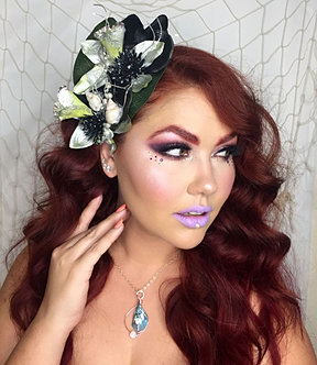Nicoco creations pinup hair flowers mermaid life summer 2017 pinup hair flowers pinup hair accessories rockabilly hair flowers niccoco urmus Gallery