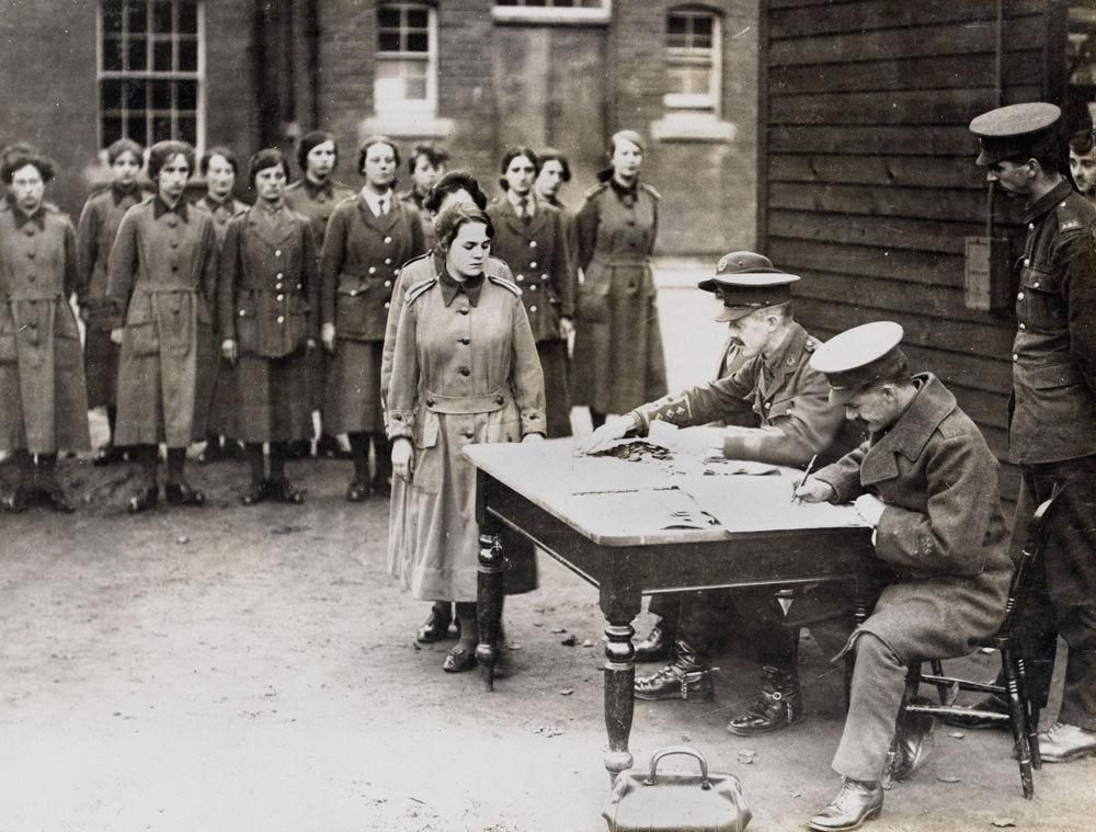 Women in World War One Essay Sample
