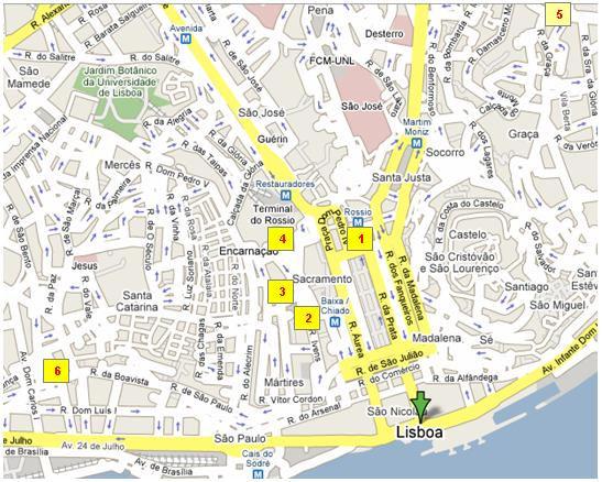 Problemas Urbanos  Wixcom