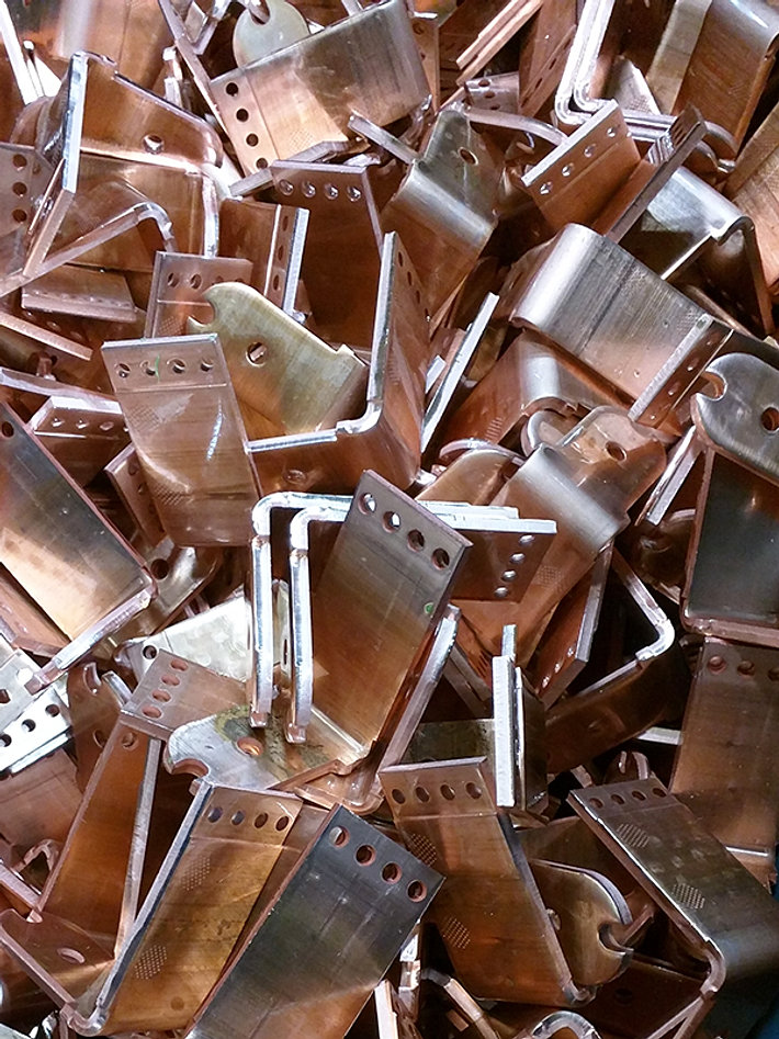 Heavy stamped parts rockford toolcraft rockford il usa for Metal craft trailers parts
