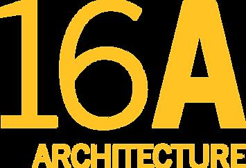 16A ARCHITECTURE LOGO