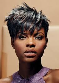 Black Womens Short Haircuts