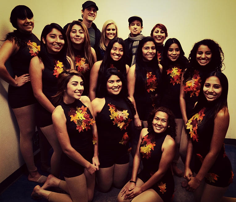 Arleta High School Dance Team Arleta High School Holiday
