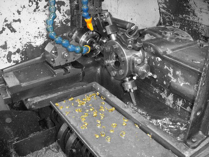 cnc precision machine inc garrettsville ohio