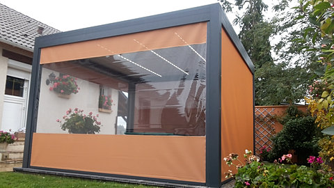 vente et pose de pergolas sur rouen. Black Bedroom Furniture Sets. Home Design Ideas