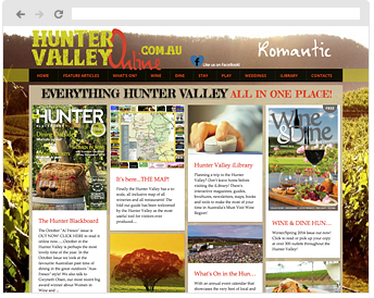 Hunter Valley Online