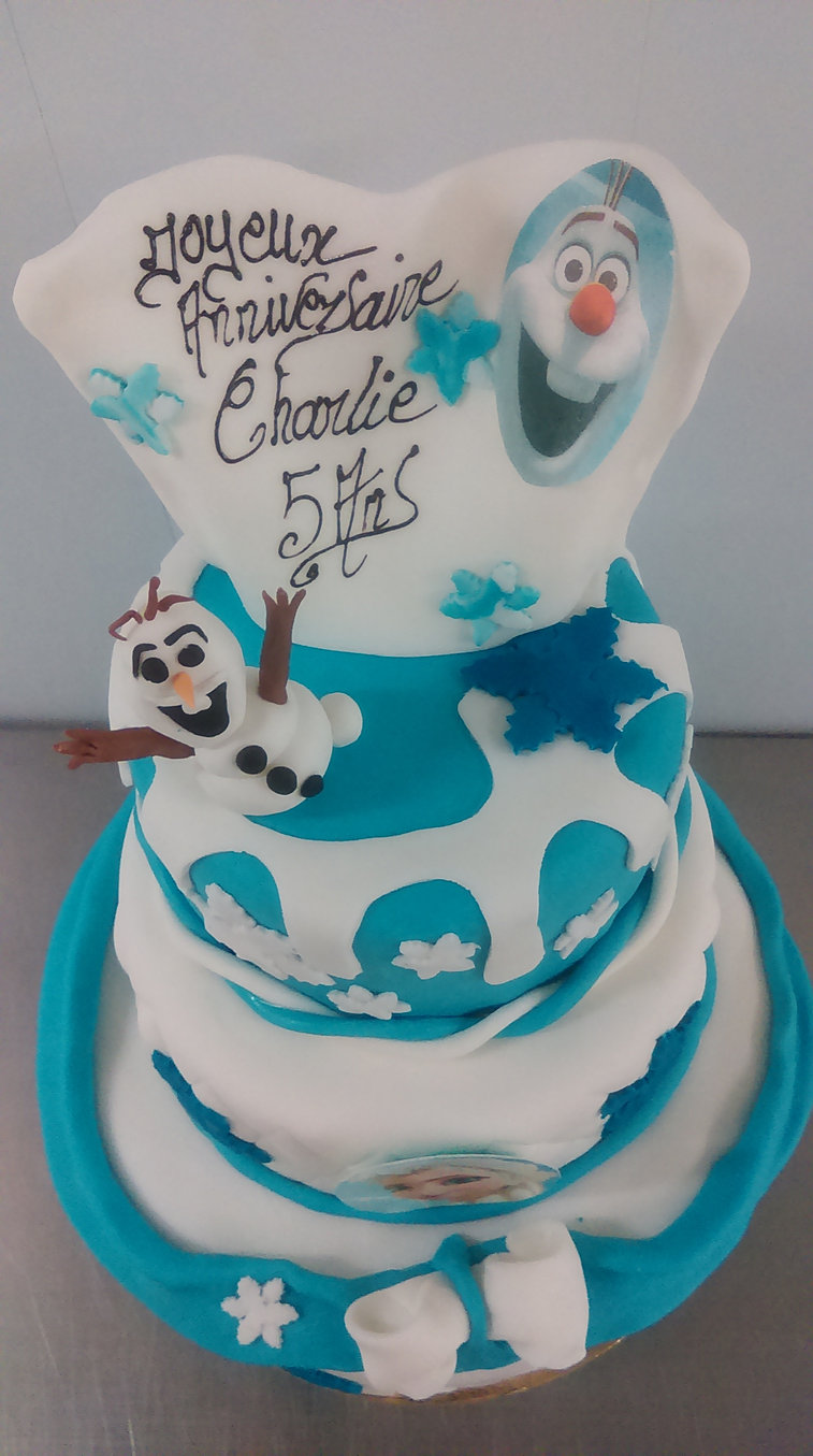 Wedding Cake Chambery