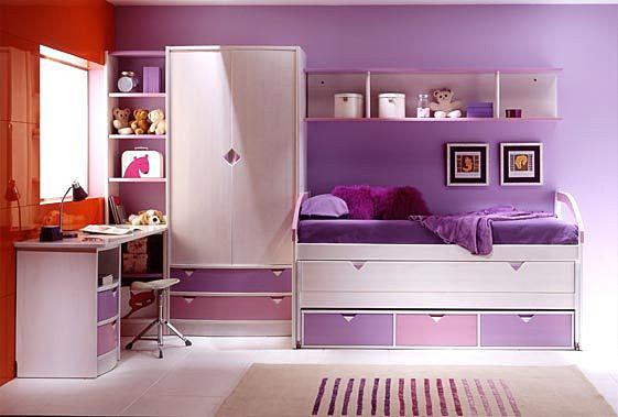 Dormitorio juvenil 83