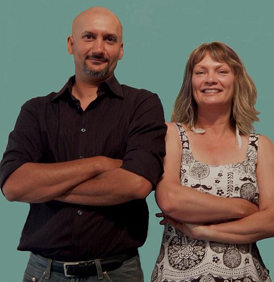 Pablo Perea & Linda Storm