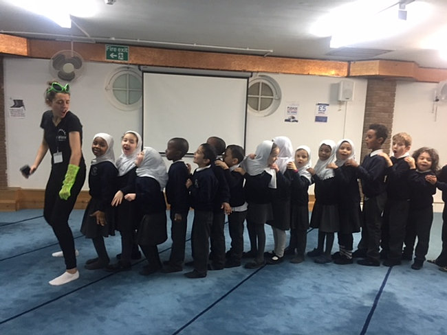 Ks1 Go On A Exciting Adventure With Drama4all