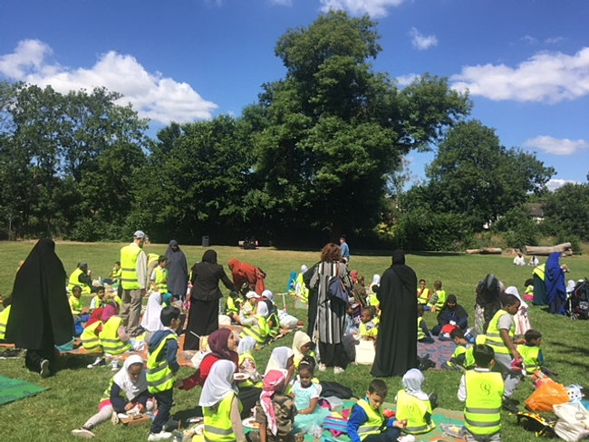 Eid In The Park 2018