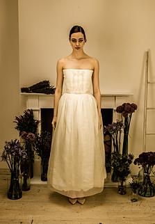 Cleo harris seaton visual merchandise design for Local wedding dress designers