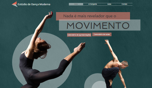 Estúdio de Dança Moderna