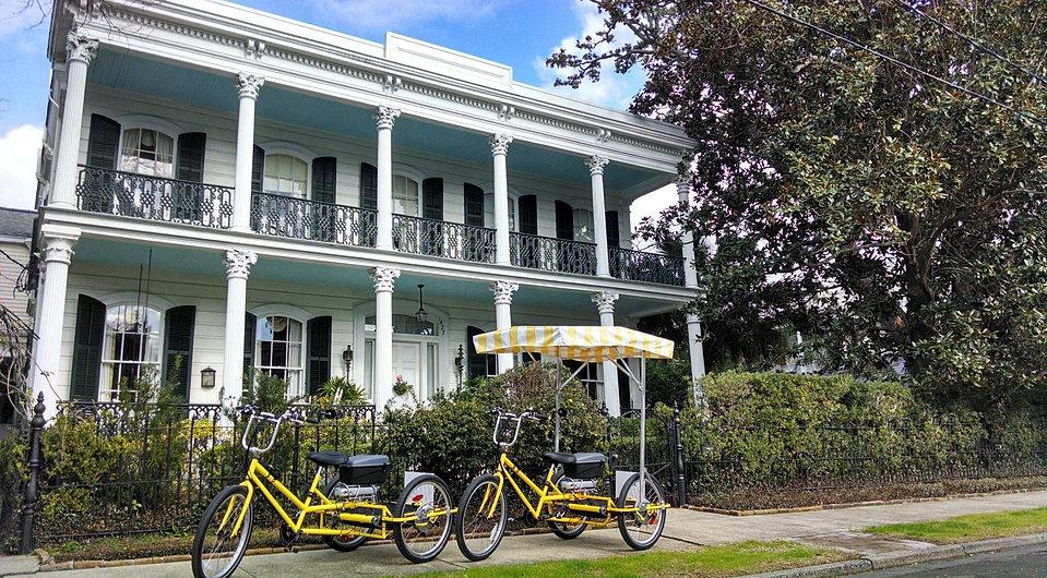 Buzz Nola Bike Tours Bike Rentals In New Orleans