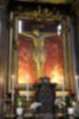 San_marcello_al_corso,_interno,_crocifis